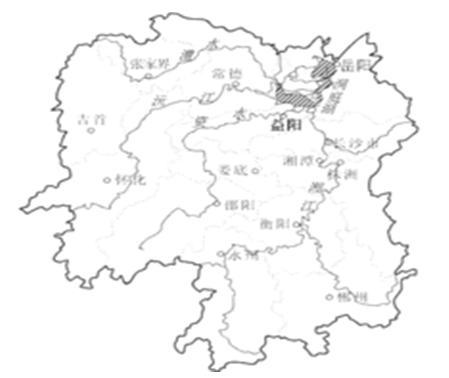 地图 简笔画 手绘 线稿 449_378