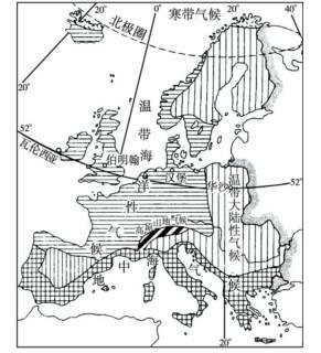 地图 简笔画 手绘 线稿 291_320